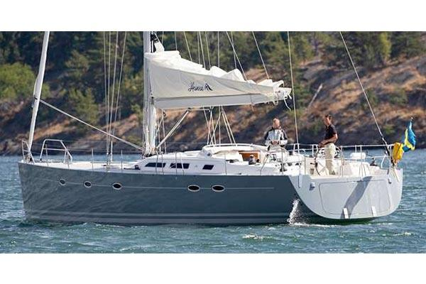 Hanse 531 Manufacturer Provided Image: Hanse 531