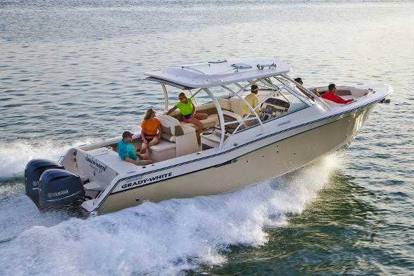 Grady-White Freedom 335 Manufacturer Provided Image
