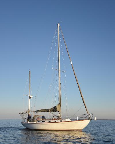 Block Island 40 Yawl SWAN