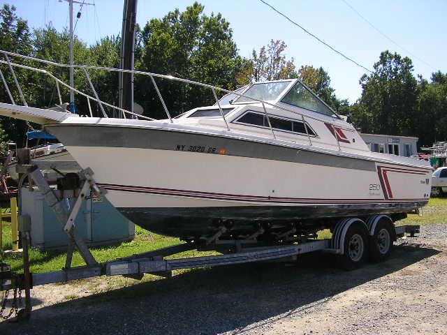 Wellcraft 250 Coastal