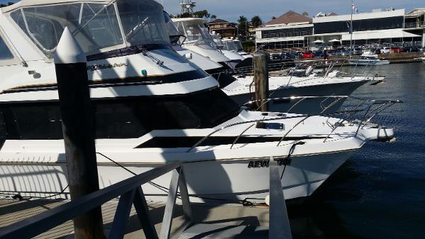 Powercat 3800 Flybridge Cruiser