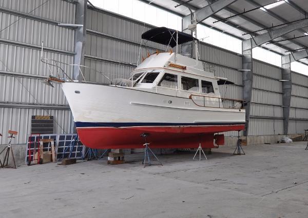 Island Gypsy Sedan Island Gypsy 32 - Rigadoon - Cold Storage