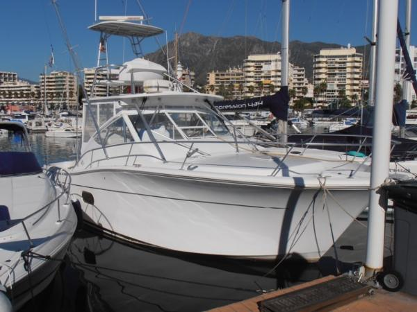 Luhrs 37 OB Canyon Series