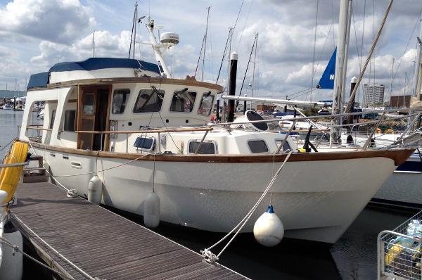 Colvic Trawler 38