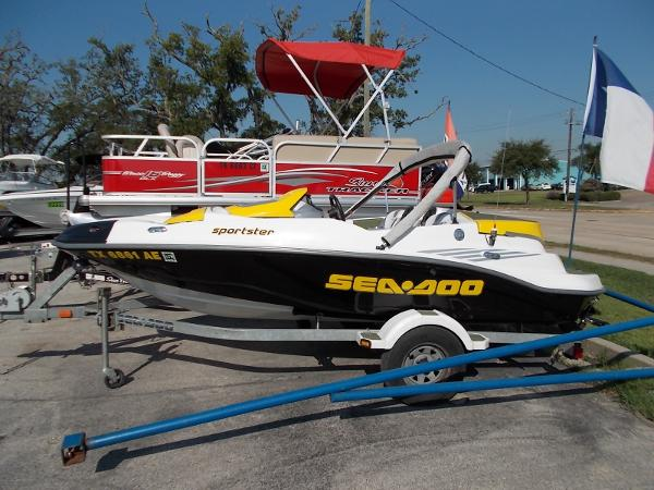 Sea-Doo SPORTSTER 16FT