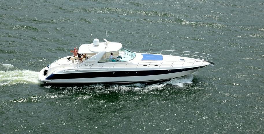 Sea Ray 580 SS