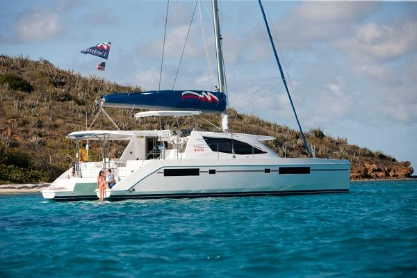 Leopard 48 Crewed Version Leopard 48 crewed