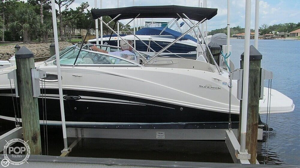Sea Ray 260 Sundeck 2008 Sea Ray 260 SunDeck for sale in Palm Coast, FL