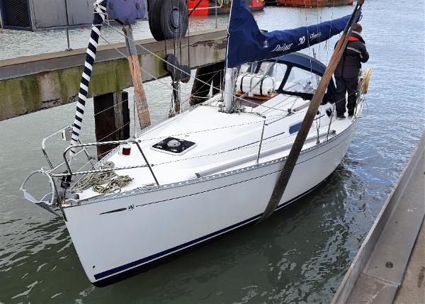 Dufour 30 Classic Dufour 30 Classic with BJ Marine