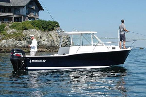 North Coast 23 HT Pilothouse