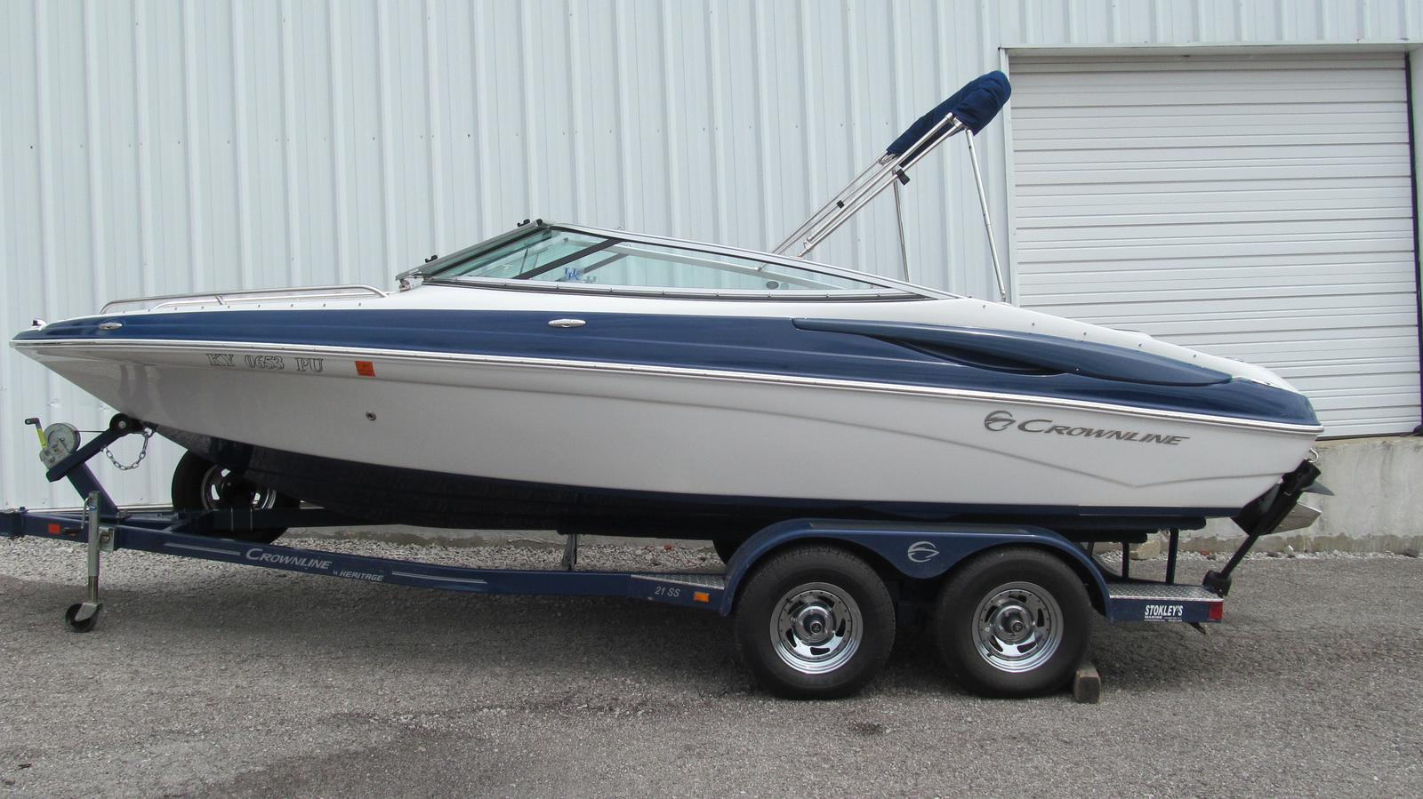 Crownline BOWRIDER 21 SS