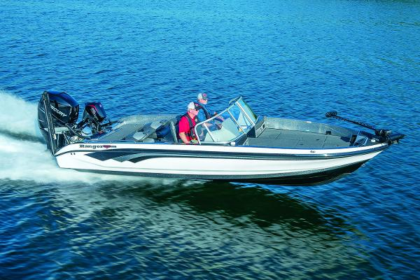 Ranger 621cFS Pro Touring w/ Minn Kota Charger Manufacturer Provided Image: Manufacturer Provided Image