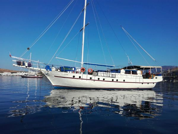Custom 22 m Ketch