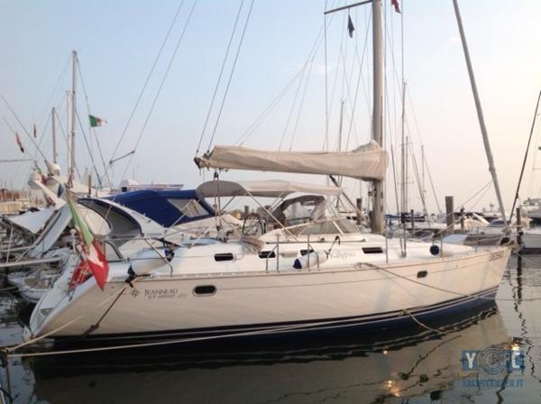 Jeanneau Sun Odyssey 42 CC 1 (2)
