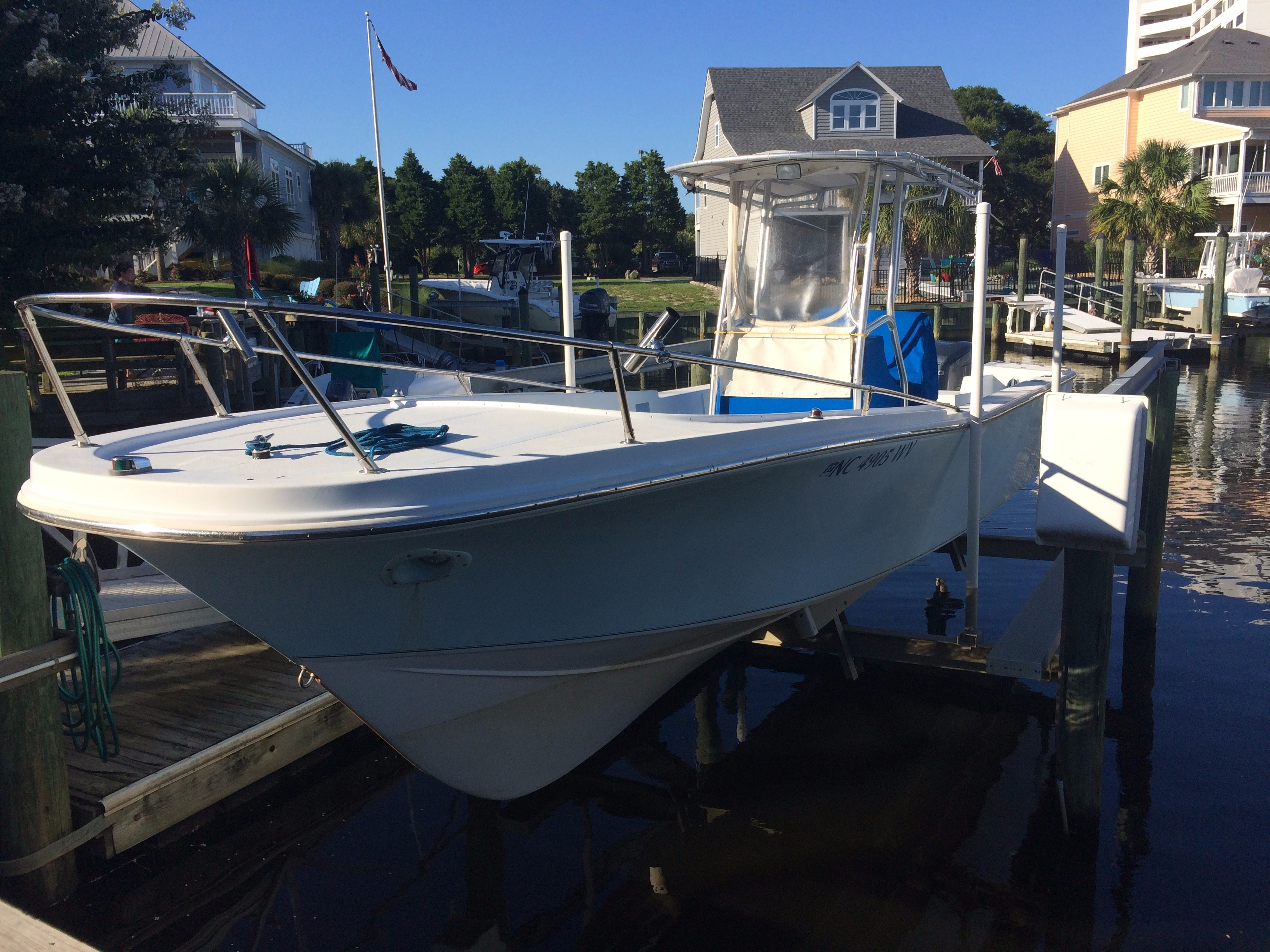 Master Marine Inc Good-Go 28