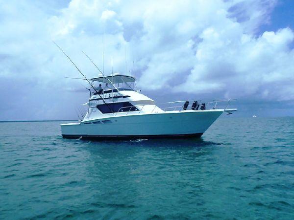 Hatteras Sportfish Triple X Double O