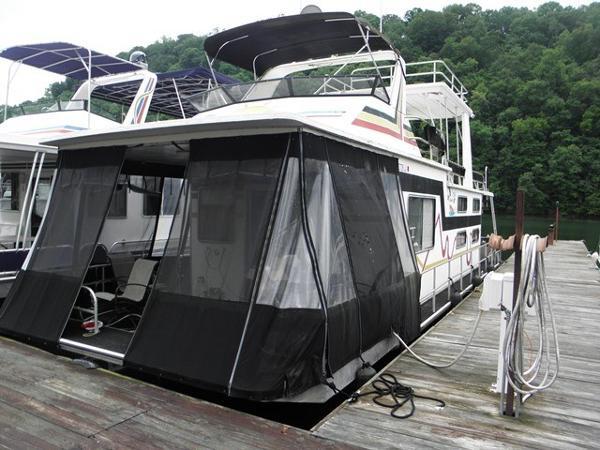 Sumerset 15 x 46 Houseboat