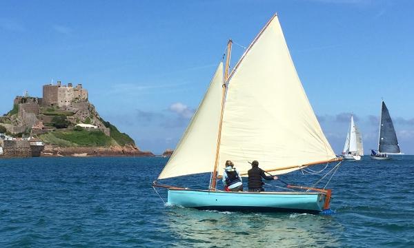 Daysailer Salterns Tela Salterns Tela Dayboat