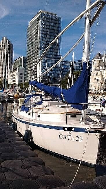 Nonsuch 22 1986 Nonsuch 22 for sale in Toronto, ON