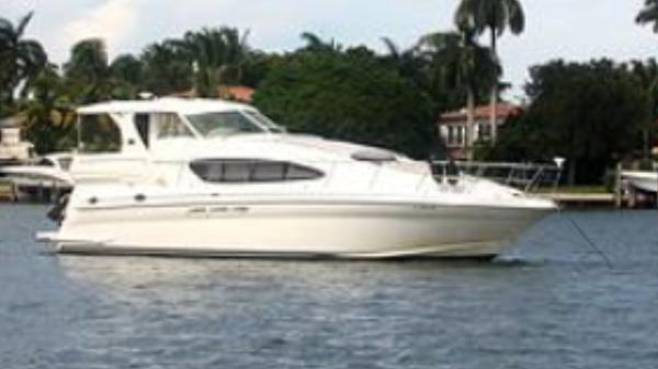 Sea Ray 480 Motor  Yacht Yacht