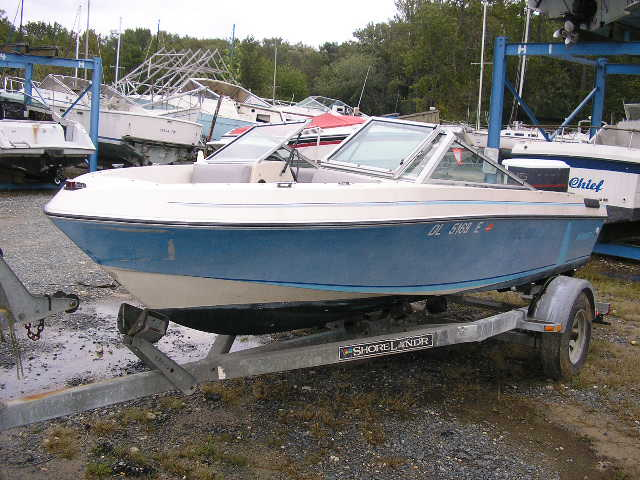 1986 invader 170 bowrider chesapeake city maryland for Outboard motors for sale maryland