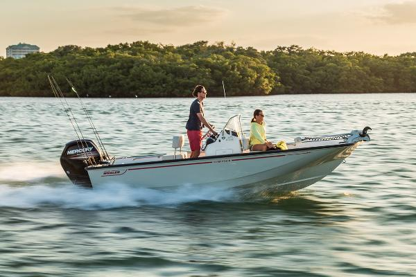 Boston Whaler 17 Montauk Manufacturer Provided Image
