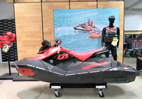 Sea-Doo SPARK TRIXX 2up
