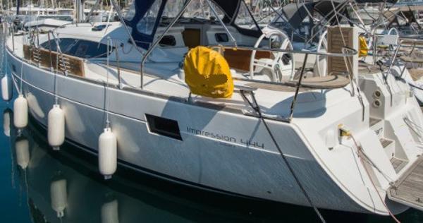 Elan Boats 444