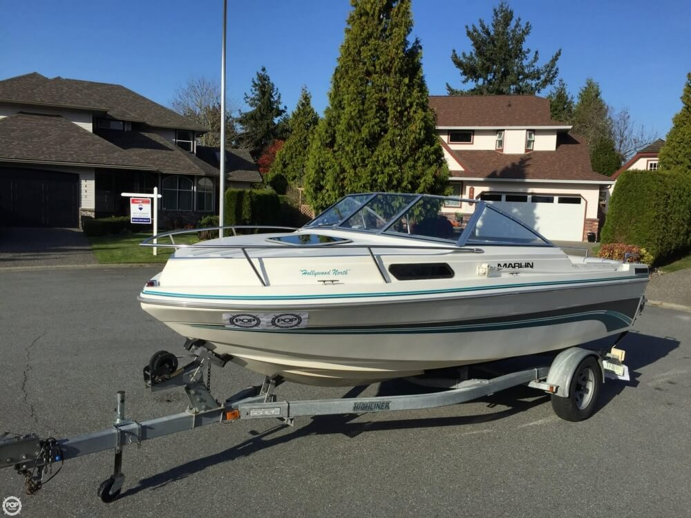 Marlin 198 Cuddy 1994 Marlin 198 cuddy for sale in Surrey, BC