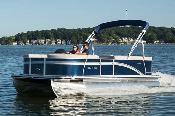 Harris Cruiser 210 Manufacturer Provided Image