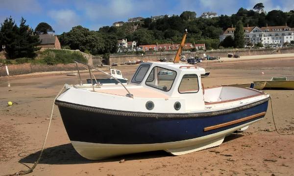 Romany 21 Romany 21 port bow