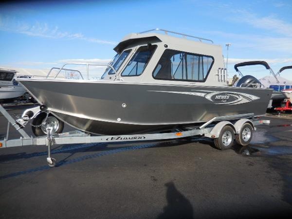 Hewescraft 220 Ocean Pro HT w/ET