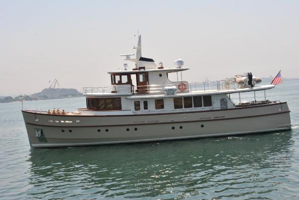 Mengi Yay Trawler 24M Mengi Yay Trawler 24M