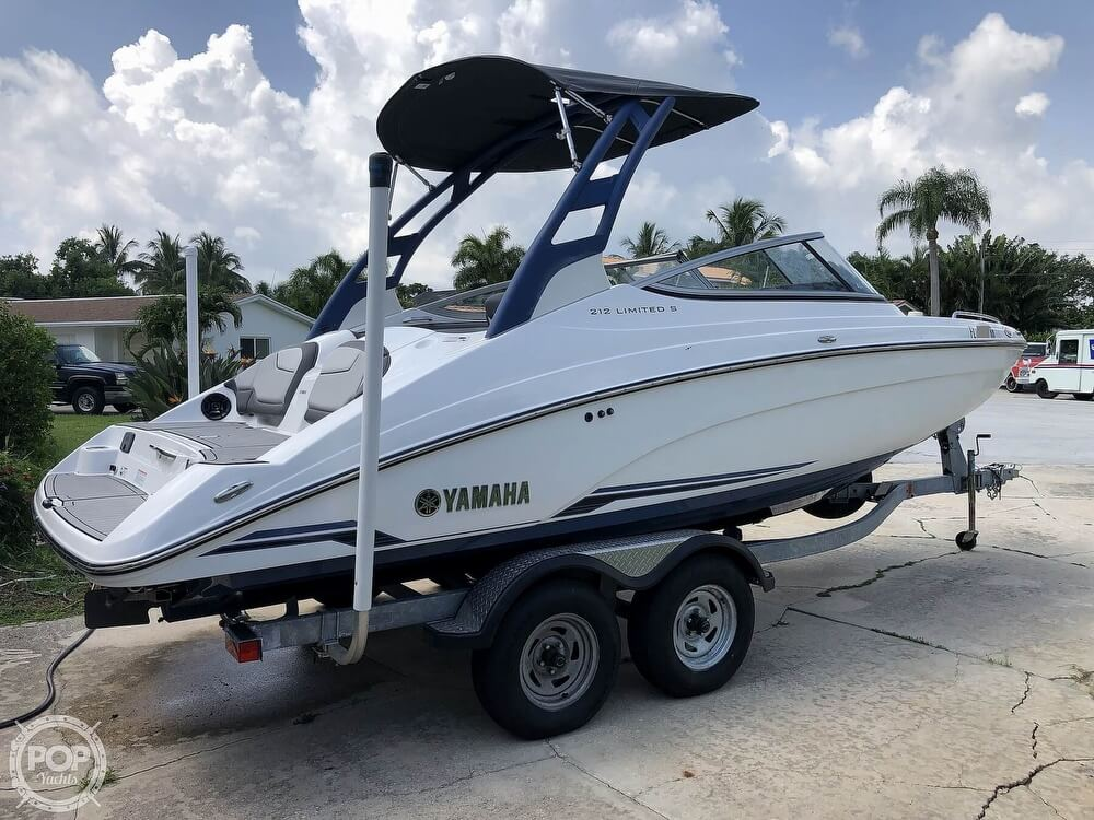 Yamaha Boats 212 Limited S 2018 Yamaha 212 Limited S for sale in Indian Harbour Beach, FL