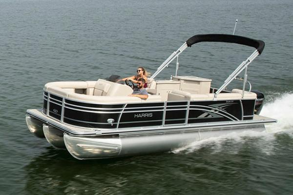 Harris Cruiser 230 Manufacturer Provided Image