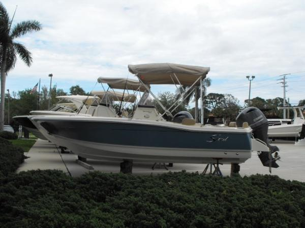Scout Boats 195 Sport fish