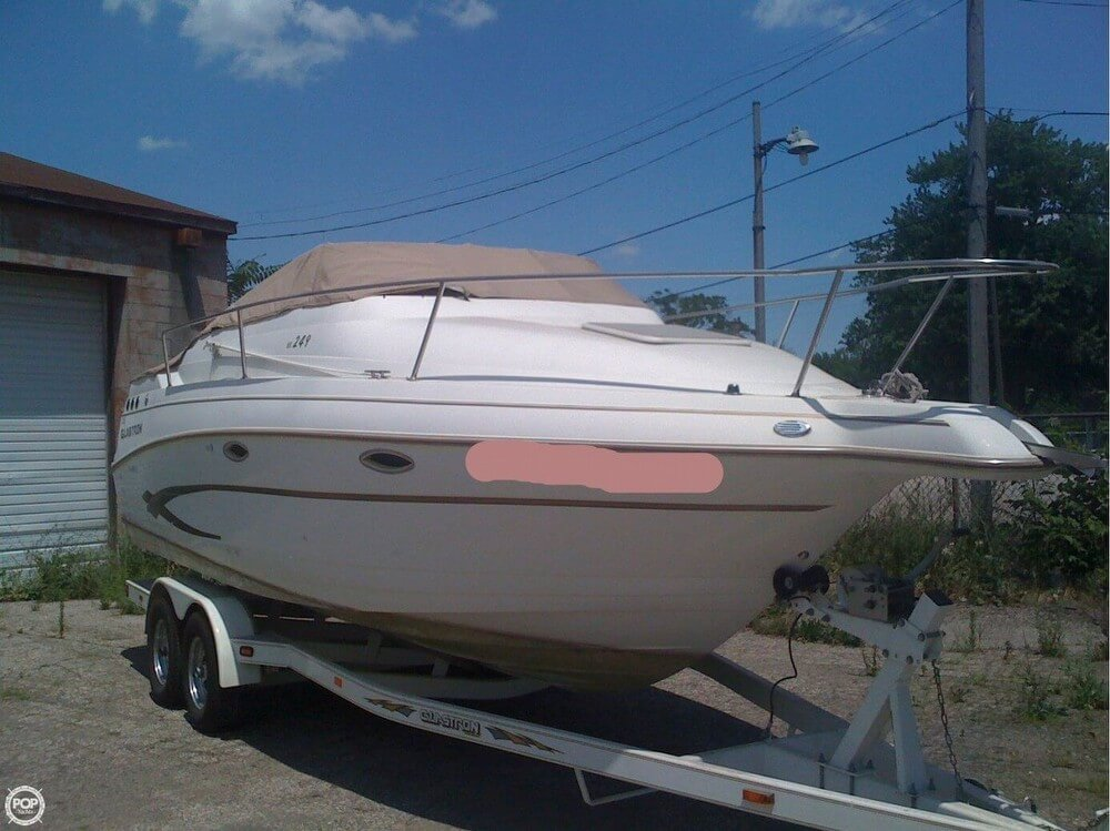 Glastron GS 249 2003 Glastron GS 249 for sale in Detroit, MI