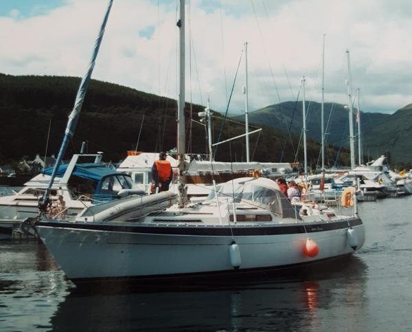 Moody 33 Mk1