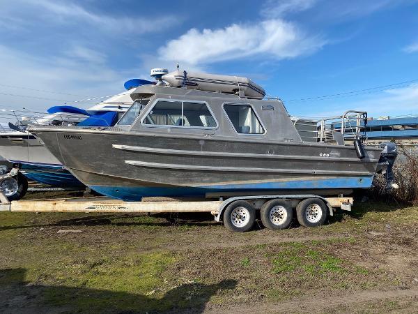 EagleCraft Water Taxi