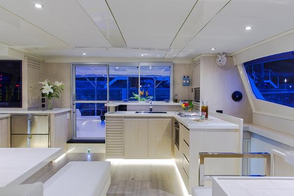 Moorings 514 PC Galley