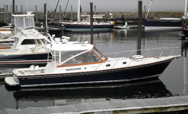 Little Harbor WhisperJet 38 GLORY B