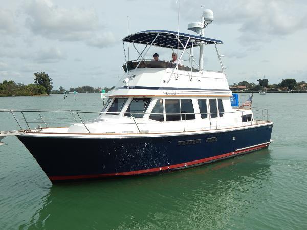 Sabreline Trawler