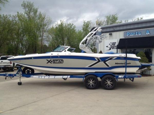 Mastercraft XStar Open Bow