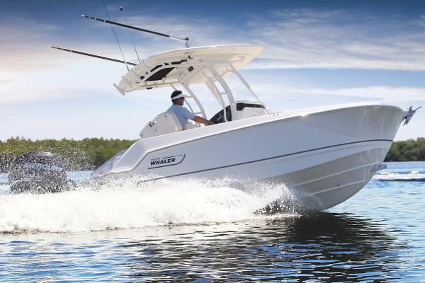 Boston Whaler 230 Outrage Manufacturer Provided Image