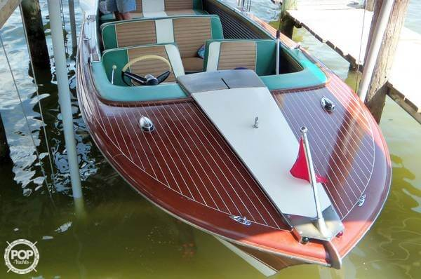 Chris-Craft Model 21 1961 Chris-Craft Model 21 for sale in Montross, VA
