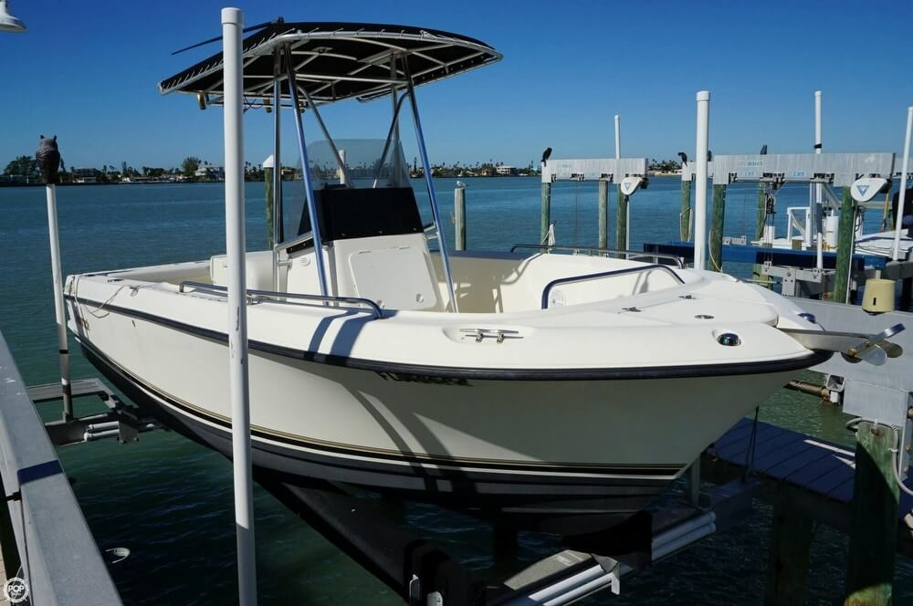Shamrock 219 Open Fisherman 2005 Shamrock 219 Open Fisherman for sale in Tierra Verde, FL