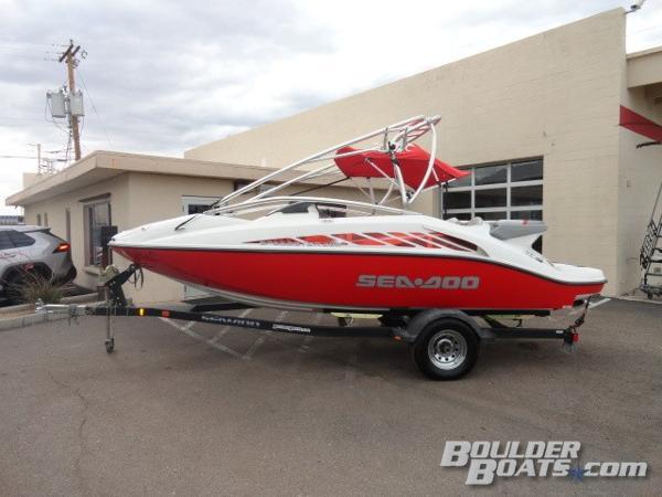 Sea-Doo Speedster 200