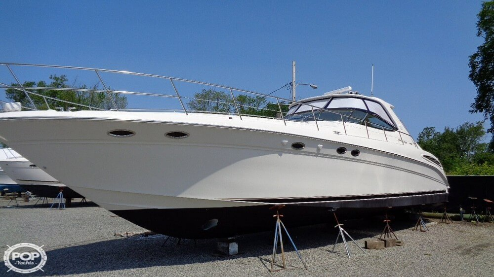 Sea Ray 540 Sundancer 2001 Sea Ray Sundancer 540 for sale in West Warwick, RI
