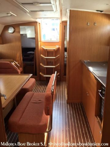 Bavaria 40S Cruiser - Original
