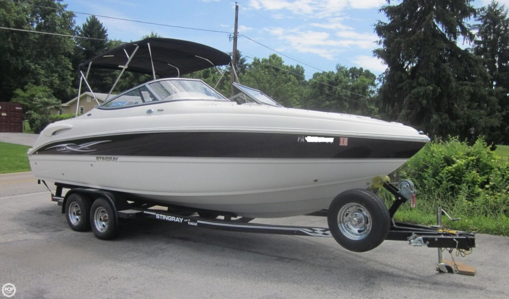 Stingray 250 LR 2011 Stingray 250 LR for sale in Boonsboro, MD